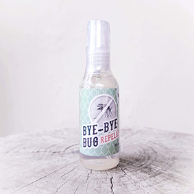 Bye-Bye Bug Repellent